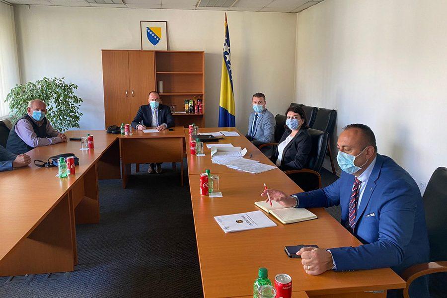 Nezavisni odbor Parlamenta FBIH usvojio Izvještaj o radu FUP-a i Zamjenika direktora FUP-a