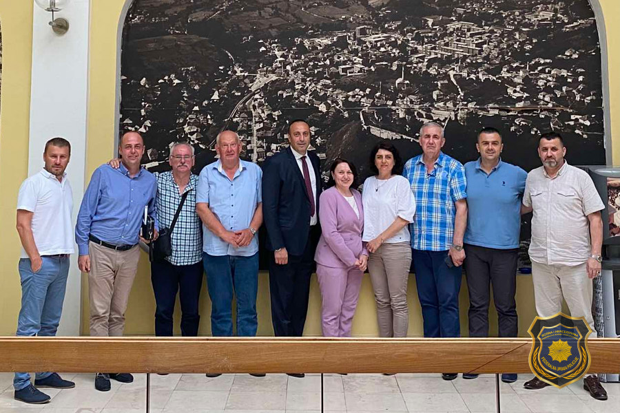 Nezavisni odbor Parlamenta FBIH posjetio Terenski ured Sarajevo za područje Kantona Sarajevo, Bosansko-podrinjskog kantona, Srednjobosanskog kantona i Zeničko-dobojskog kantona