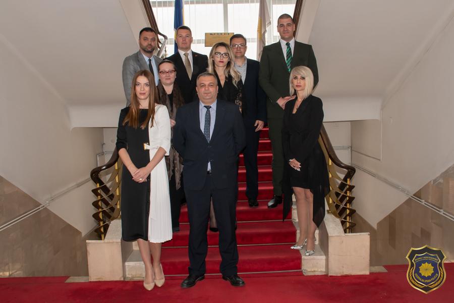 Radna posjeta FUP-u od strane delegacije iz Crne Gore