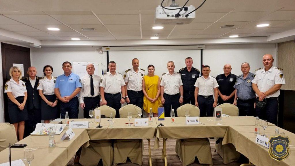 Okončan dvodnevni sastanak Koordinacije direktora FUP-a i komesara/direktora Uprava policija KMUP-ova