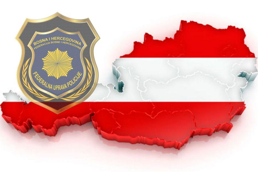 Radna posjeta Atašea Ministarstva unutrašnjih poslova Republike Austrije Federalnoj upravi policije