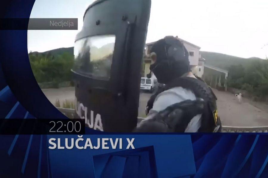 SLUČAJEVI X – Najava emisije o Federalnoj upravi policije na TV Hayat, nedjelja, 08.11.2020. godine u 22:00 sati