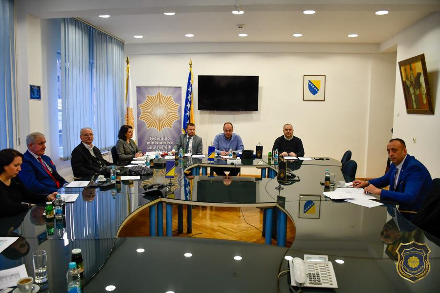 Nezavisni odbor Parlamenta FBiH usvojio godišnji Izvještaj o radu FUP-a i kvartalni izvještaj Zamjenika direktora FUP-a